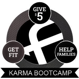 Charity Bootcamp Karma Bootcamp