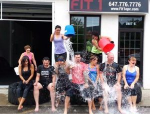 Fit1Bootcamp-Ice-bucket-Challenge