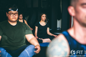 Clubbell Yoga Toronto Meditation Classes
