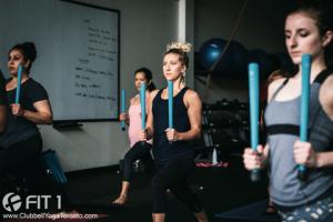 Clubbell Yoga Toronto