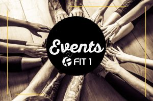 events at fit1 bootcamp