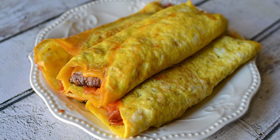 #WhatsCookinWednesday Ultimate Breakfast Roll Ups