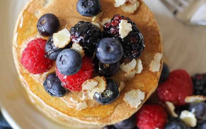 #WhatscookinWednesday Paleo Tiger Nut Flour Pancakes
